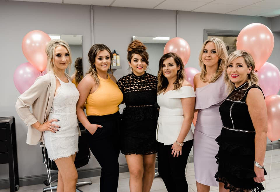 Prestige Hair Design Team