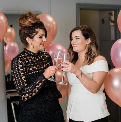 Prestige Hair Design Team - Jenny and Laura